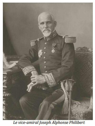 Vice Amiral PHILIBERT