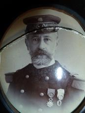 Contre Amiral de PENFENTENYO