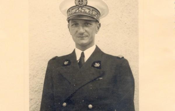 Commissaire Général Marine BERTRAND