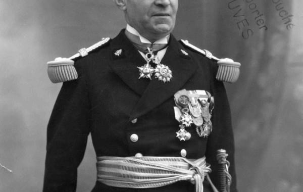 Médecin Général Marine CAZAMIAN
