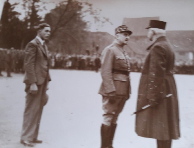 Général de Division FRANCOIS