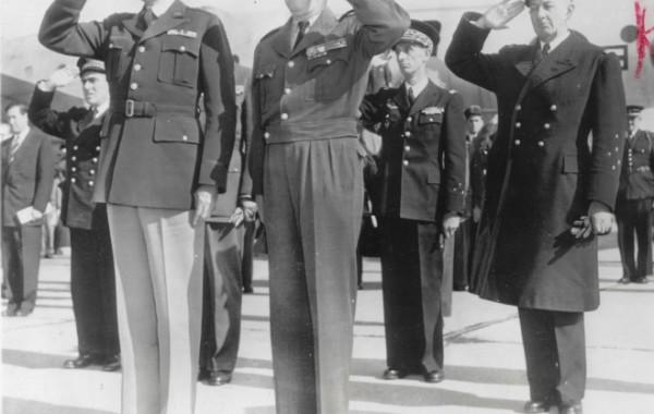 Général de Division Aérienne PLOU