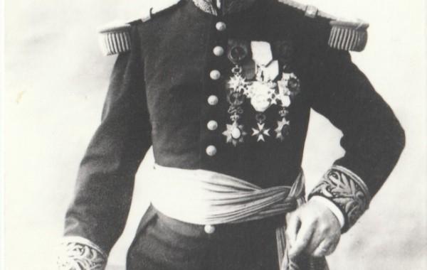 Médecin Général Marine CHEVALIER
