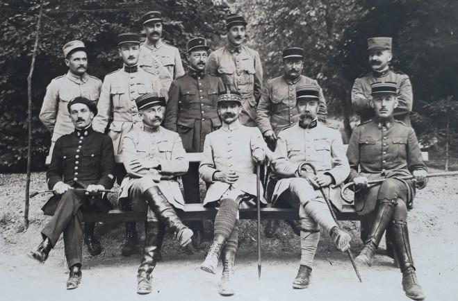Général de Division LEBOUC
