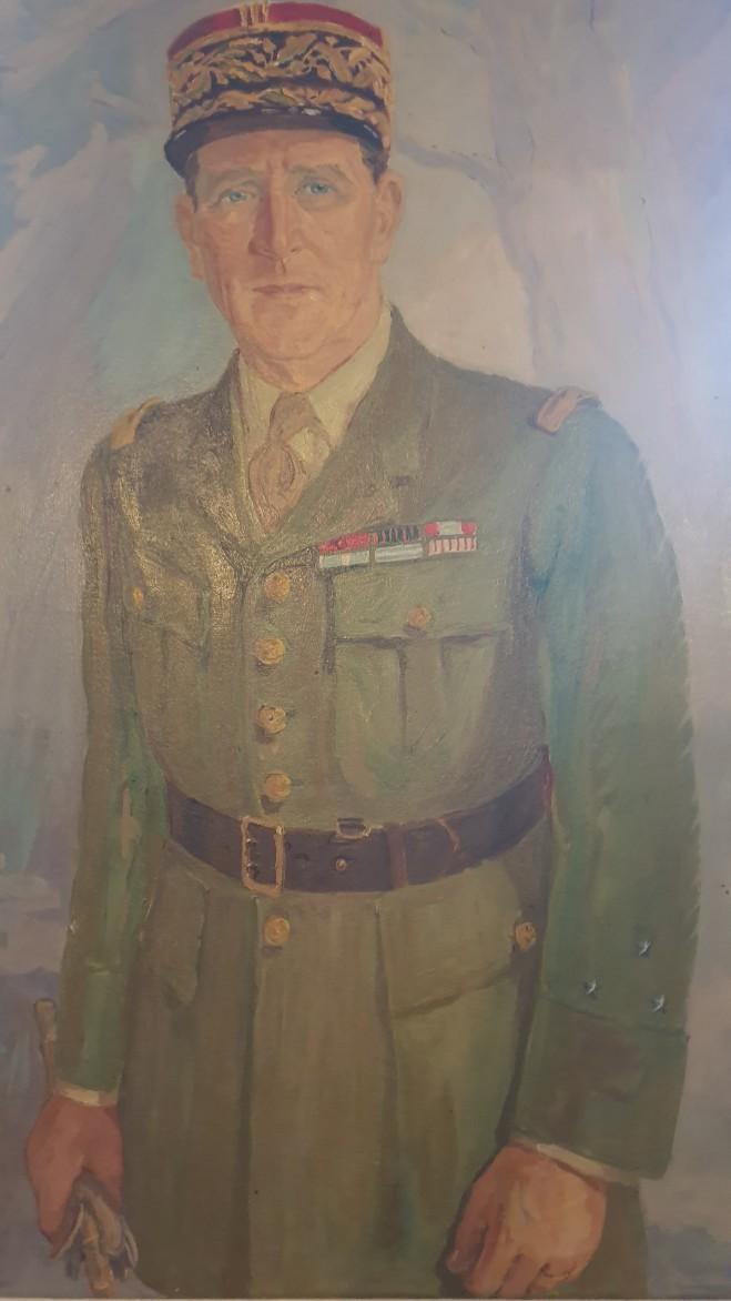 Général de Division KELLER