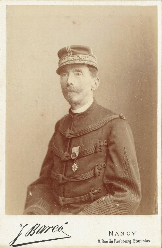 Général de Division de BOISDENEMETS