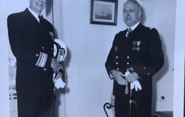 Contre Amiral DEMEOCQ
