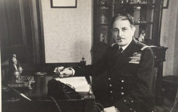 Vice Amiral d'Escadre MUSELIER
