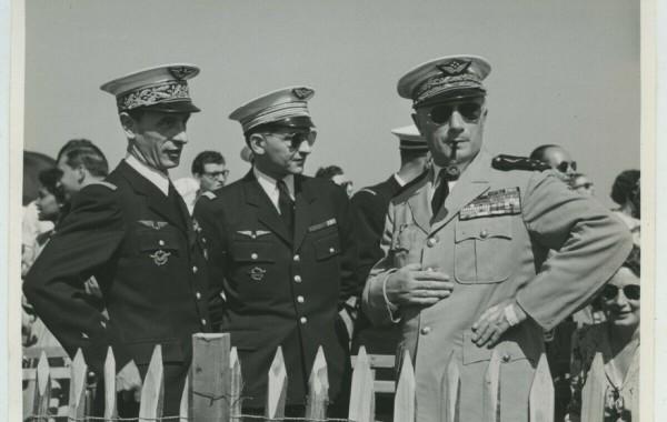 Général d'Armée Aérienne VALIN