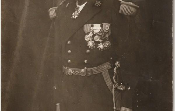 Commissaire Général Marine WOLF