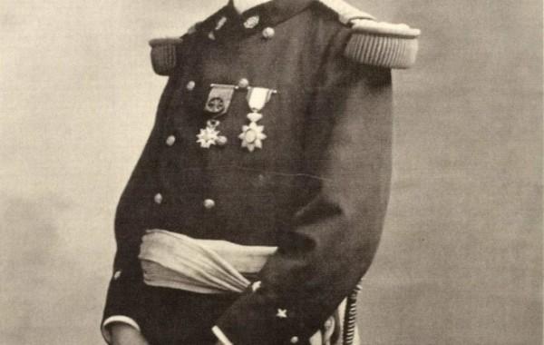 Pharmacien Général Marine HENRY