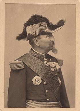Général de Division DETRIE
