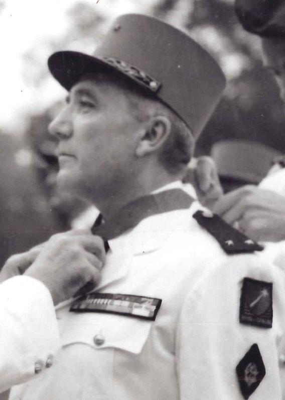 Médecin Général Inspecteur STIBIO