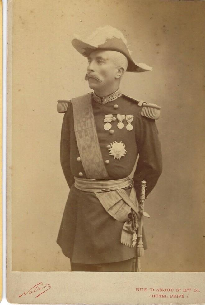 Général de Corps d'Armée de GALLIFFET
