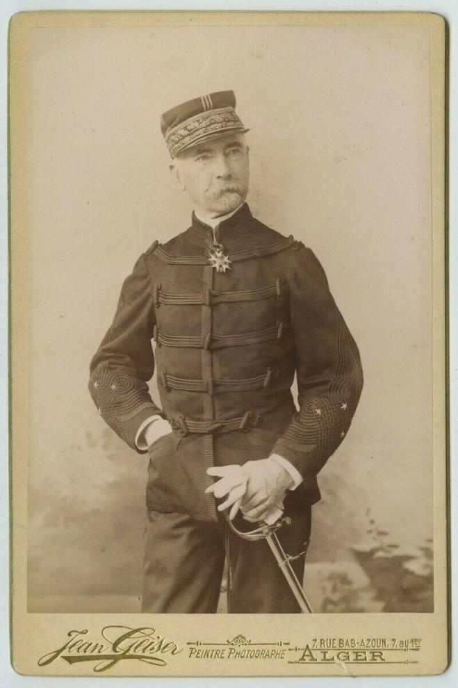 Général de Corps d'Armée LARCHEY