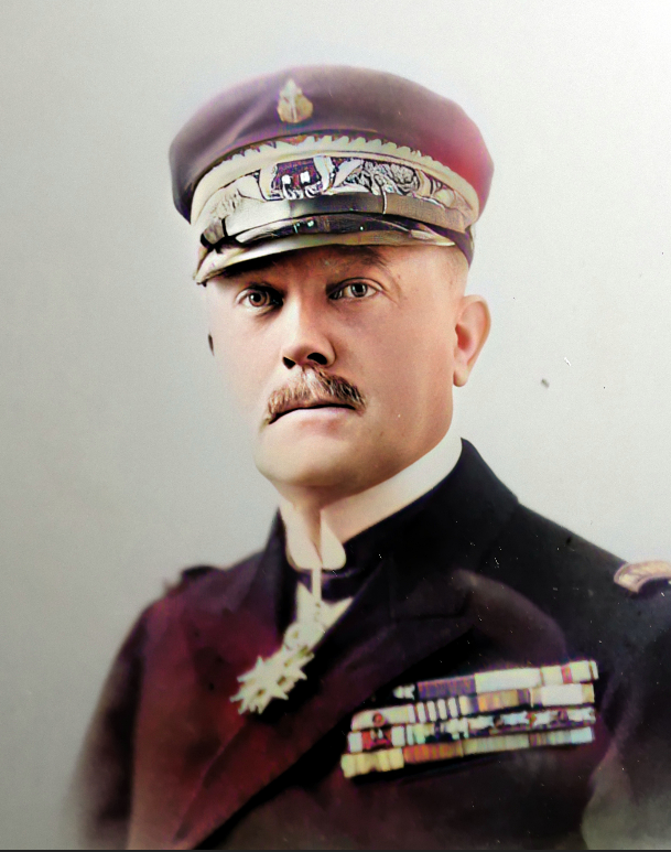 Vice Amiral GERVAIS