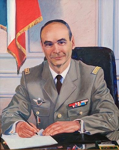 Général d'Armée MONCHAL