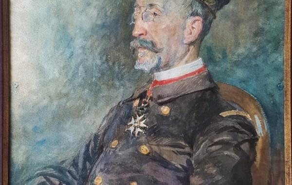Médecin Général Marine COUTEAUD