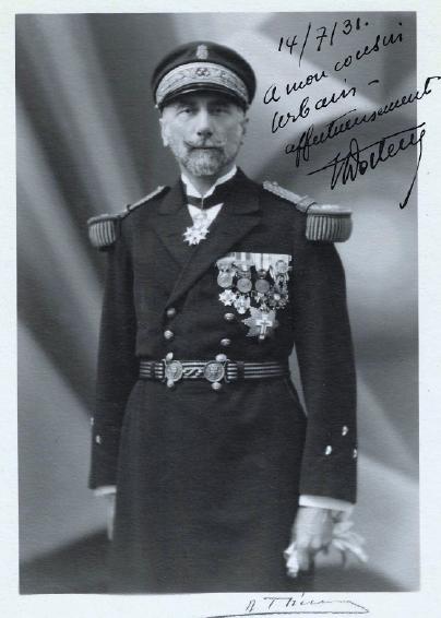 Vice Amiral DOCTEUR
